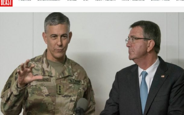 الديلي بيست: أميركا تتحالف مع الأكراد وتعجل بمهاجمة الرقة.. فهل تخاطر بإغضاب تركيا؟