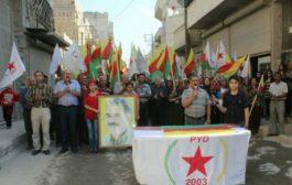 الاتحاد الديمقراطي في حلب يدين الأعمال الاجرامية للاحتلال التركي ومرتزقته