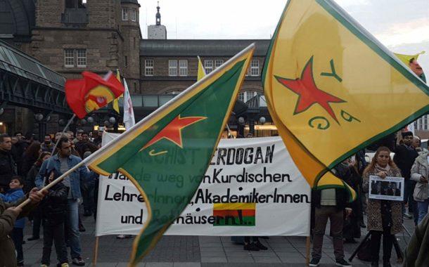 صدى أصوات الكردستانيين من قلب هامبورغ