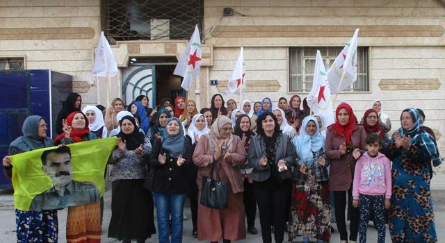 Photo of قامشلو: مناهضة العنف موضوع اجتماع عقده تنظيم المرأة في الـ PYD