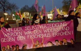 تظاهرة جماهيرية في هانوفر الألمانية