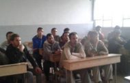 الـPYD يجتمع مع المكون العربي في قرية أم رجيم