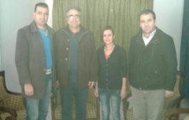 الـ PYD يزور مكتب حزب الخضر الكردستاني