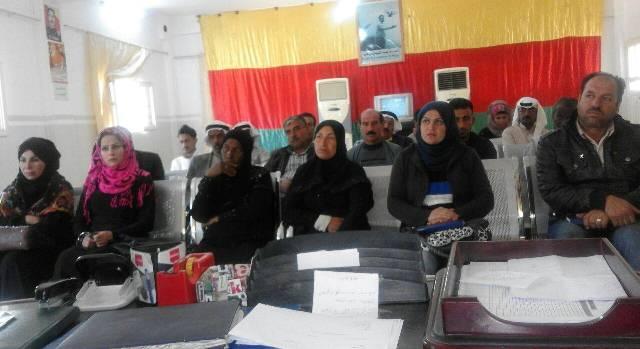 Photo of الـ PYD يعقد اجتماعاً في تل كوجر