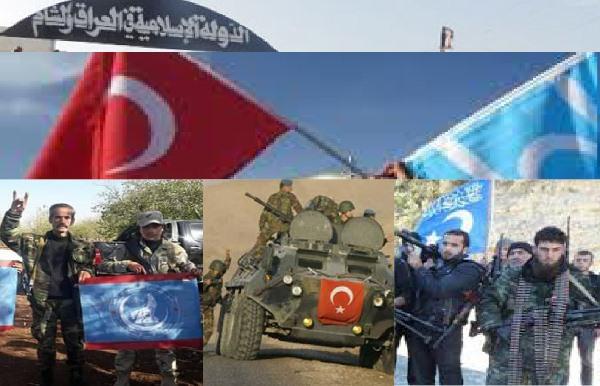 Photo of الباب السورية – بين براثم داعش وسياسة التتريك الممنهجة