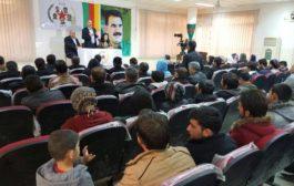 الـ PYD في باشور يستذكر شيلان ورفاقها