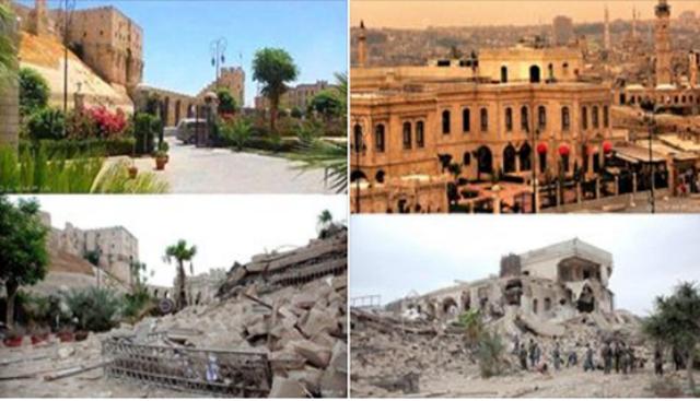 Photo of مدينة حلب… التاريخ والواقع الراهن