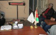 الـ PYD يستقبل الرئاسة المشتركة لاتحاد المثقفين الكرد