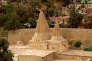 عن الأماكن المقدسة في كردستان