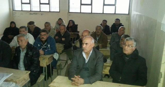 Photo of الـ PYD يقعد اجتماعاً في قرية كرصور