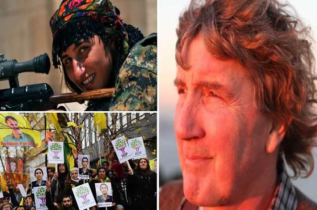 Photo of حملة القمع في تركيا تهدّد الملاذَ الذي شيّده الُكرد …للمساواة بين الجنسين