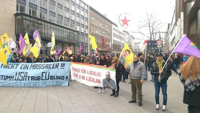 Photo of مظاهرات الكرد تحت شعار: نصيبين ليست وحدها