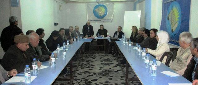 Photo of المؤامرة الدولية على أوجلان موضوعُ ندوةٍ قيّمة