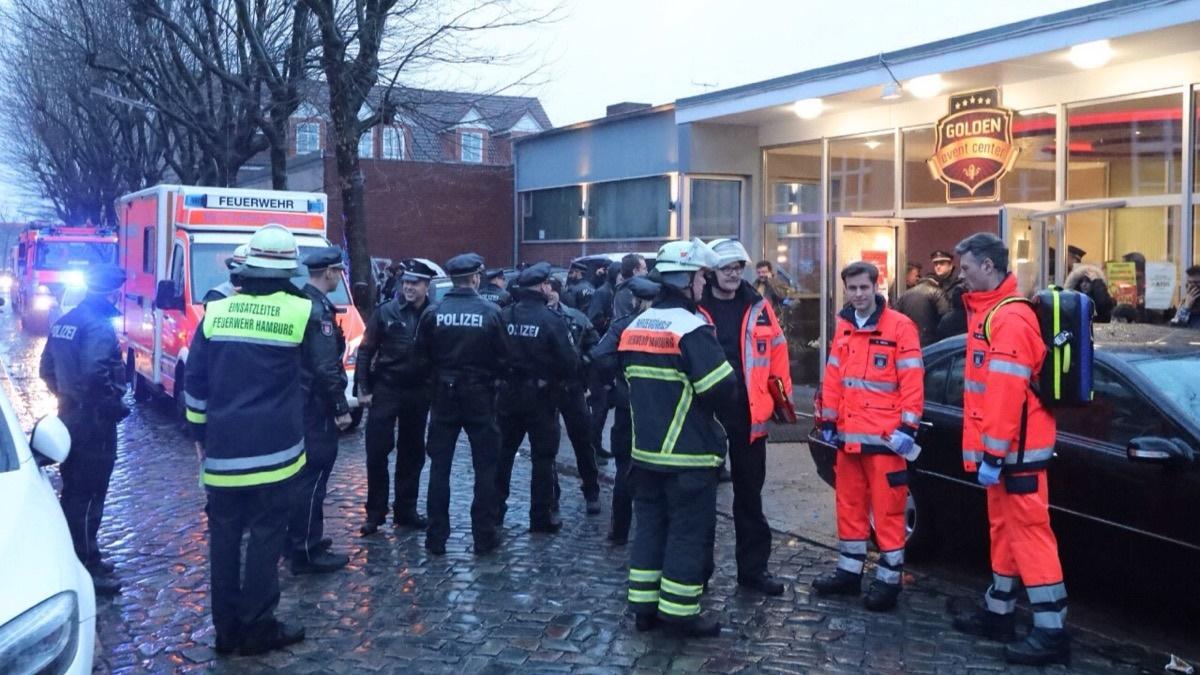 عاجل : انصار اردوغان في هامبورغ الألمانية تطلق غازاً ساماً على محتفلين الكرد