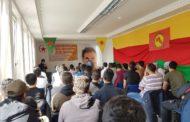 اجتماع لشبيبة ال PYD في دورتموند الألمانية