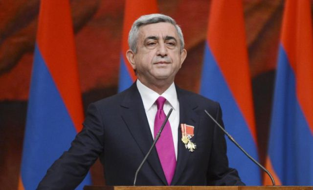Photo of الرئيس الأرمني يهنئ الشعب الكردستاني بعيد نوروز … ويدعوا إلى استمرار الصداقة بينهما