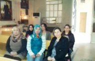 زياراتُ لجنة العلاقات فيPYD بمناسبة عيد المرأة العالميّ