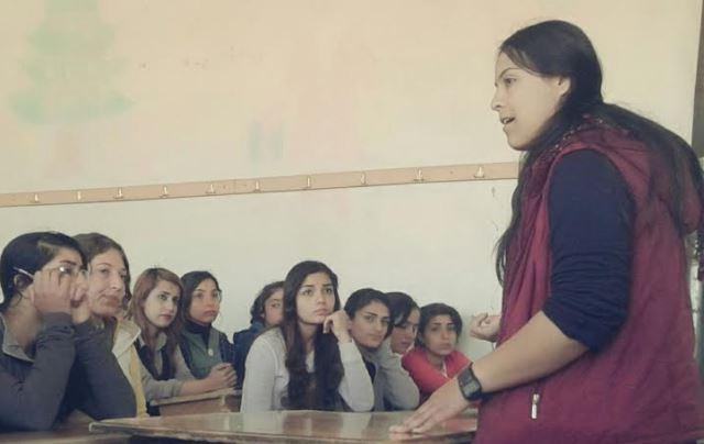 شبيبةُ الـ PYD يعقدونَ سلسلةً من الاجتماعات في كوباني
