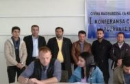 تحت شعار توحيد الصف الكردي شبيبة الـPYD يعقدون مؤتمراً صحفياً