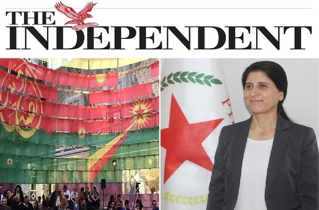 Photo of المرأةُ الكرديّة تبني ديمقراطيةً نسويةً وتقاتل داعشَ في الوقت نفسه