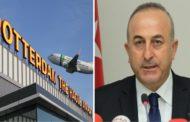 الحكومة الهولندية تمنع طائرة وزير الخارجية التركي من الهبوط على أراضيها