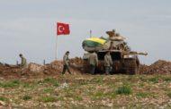 الاحتلالُ التركيّ يزيدُ من وتيرةِ القصفِ على عفرين