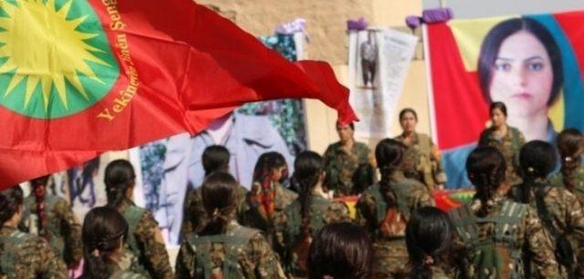 Photo of قوات الـ YBŞ تصف المهاجمين عليها بمرتزقة تركيا