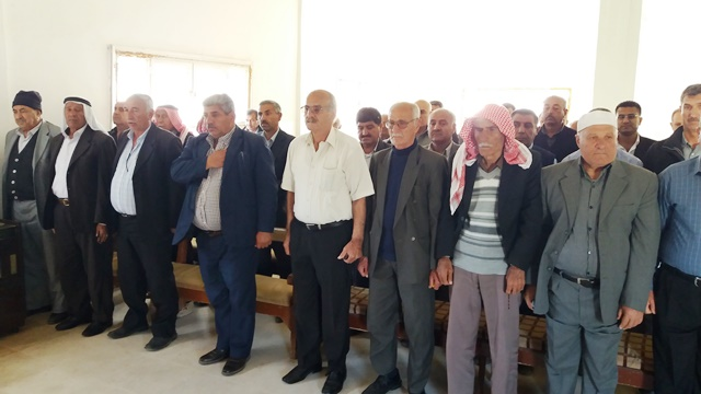 Photo of الـ PYD يعقد اجتماعاً جماهيرياً في ديرك