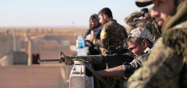 Photo of QSD تتصدى لداعش وتقتل 70 مرتزقاً