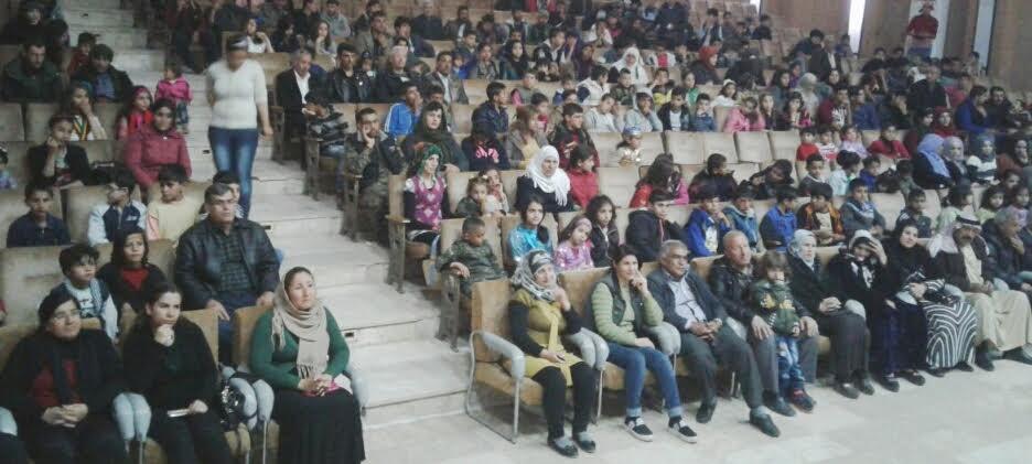 Photo of احتفالات شبيبة الـ PYD بمناسبة ميلاد القائد