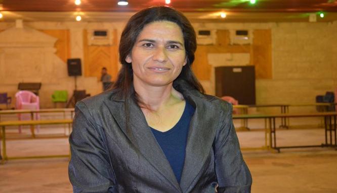 Photo of إلهام أحمد الرئيسة المشتركة لمجلس سوريا الديمقراطية:  الصحافة المستقلة تعمل لمصلحة المجتمع وليس العكس