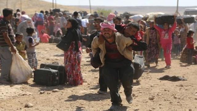 Photo of هجومٌ لداعش على لاجئي الهول… وقوات سوريا الديمقراطية تتدخل