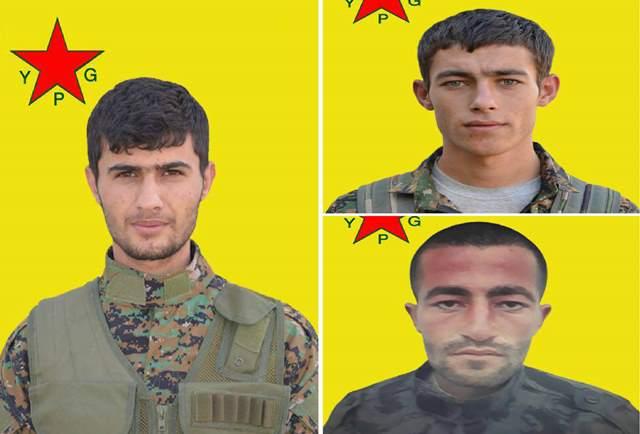 Photo of بيان الـ YPG حول استشهاد 3 من مقاتليها