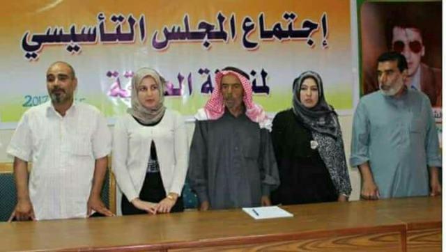 Photo of الطبقة المحررة تشكل مجلساً مدنياً لها