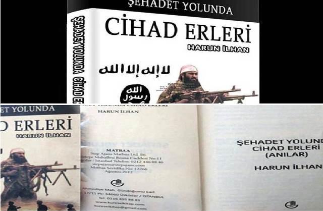 Photo of كتاب لـ داعش يطبع في إسطنبول … والحكومة تدعم