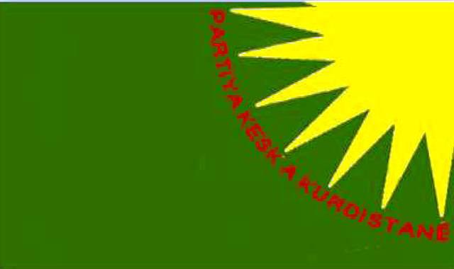 Photo of حزب الخضر الكردستاني يبارك بحلول ذكرى ثورة 19تموز