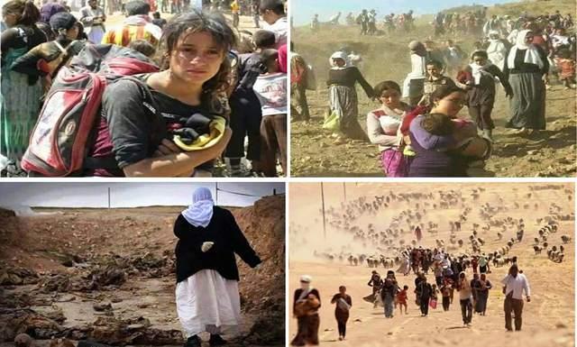 Photo of فاجعة الكرد الأيزيديين في آب الشؤم