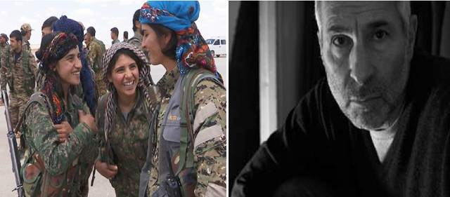 Photo of مخرج أفلام فرنسي: الكرديات رمزٌ لمجتمعٍ فيدرالي