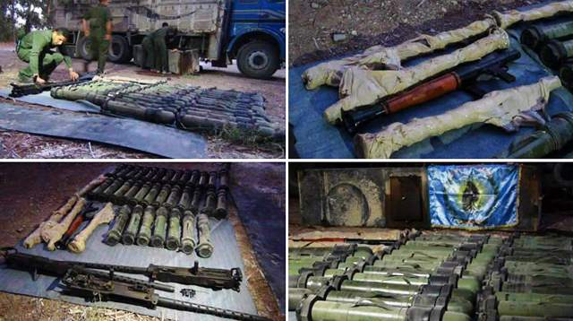 Photo of أسايش عفرين تضبط 33 صاروخاً حرارياً  متجهاً لمرتزقة تركيا