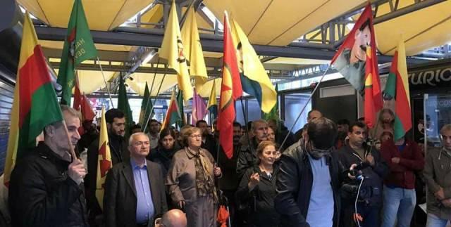 Photo of فعاليات في أوروبا تطالب بالحرية للقائد أوجلان  في يوم السلام العالمي