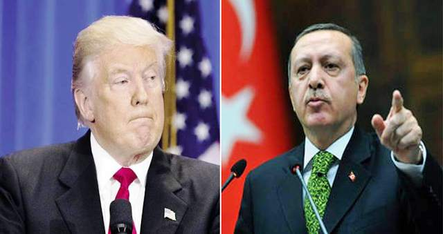 Photo of أردوغان: لن نعترف بالسفير الأمريكي ممثِّلاً لبلاده في تركيا