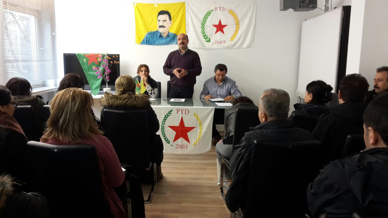 "Photo of اجتماع منظمات ""المرأة والشبيبة"" ومجلس الحزب في أوربا"