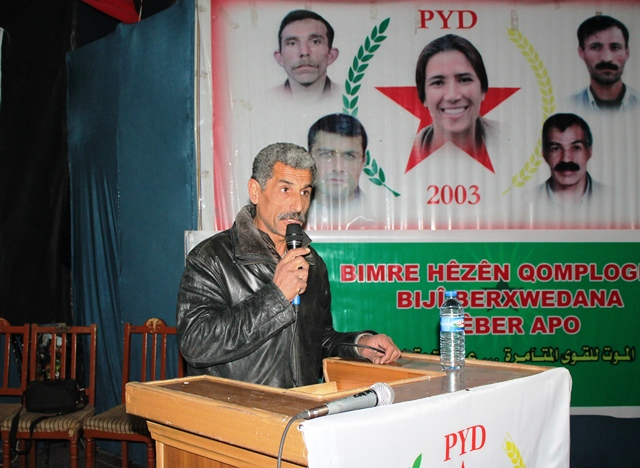 Photo of الـ PYD يستذكر شيلان كوباني ورفاقها في ذكراهم السنوية