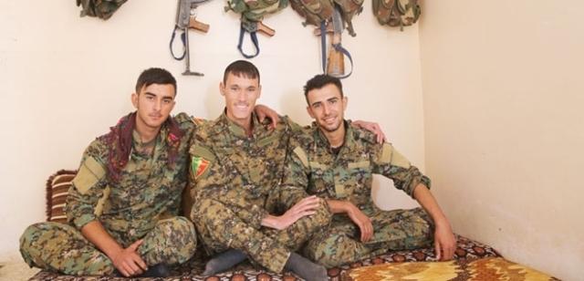 Photo of ازدياد نسبة انضمام الشبان إلى صفوف وحدات مقاومة شنكال