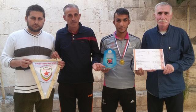 Photo of  توج نادي برخدان الرياضي بطلاً لبطولة كرة الطاولة