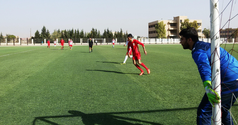 Photo of فريق شبيبة الـPYD يشارك في بطولة (معاً نحو فيدراليّة ديمقراطيّة) لكرة القدم، ويكرّم لاعبي كرة الطّاولة