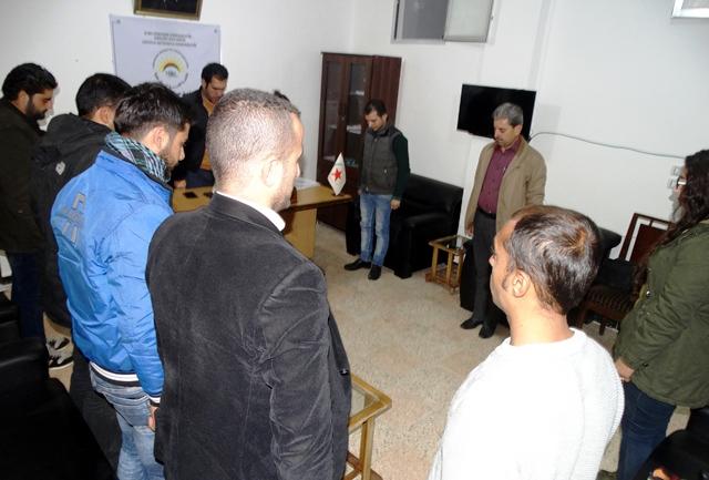 Photo of شبيبة الـPYD تعقد اجتماعاً تنظيميّاً في ناحية جنديرس بإقليم عفرين
