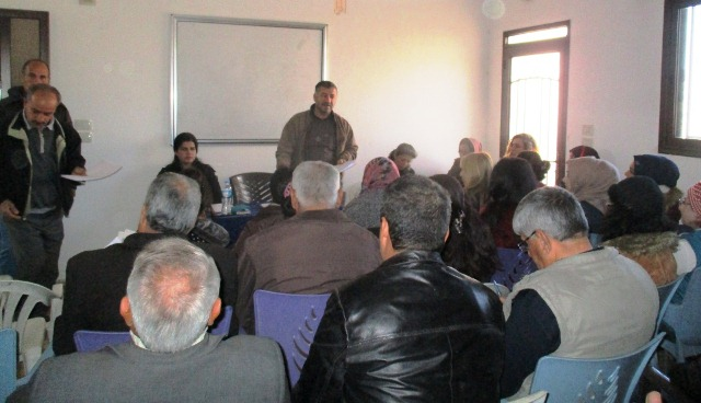 Photo of الـ PYD يعقد اجتماعاً لأعضائه في ناحية تربسبيه