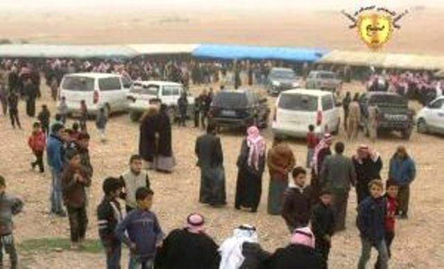 Photo of عشائر الشمال السوري تؤكد على أهمية الوحدة الوطنية