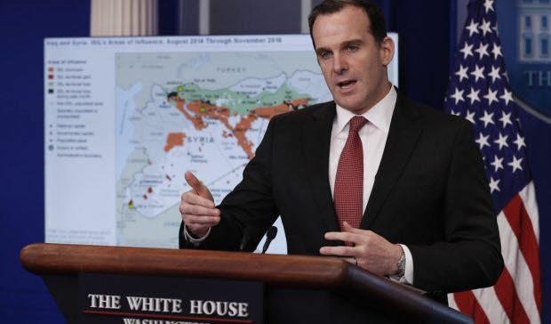 Photo of ماكغورك: تحقيق الاستقرار في المناطق التي طرد داعش منها هو عمل التحالف في العام الجديد